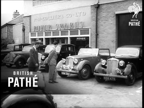 In The Rover Tradition  Reel One (1950-1959)