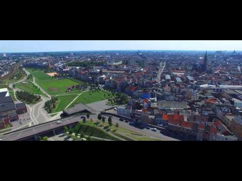 Antwerp Droned