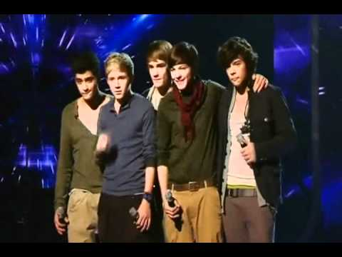 One Direction X Factor Journey Pt 3 | Viva La Vida through Kids in America
