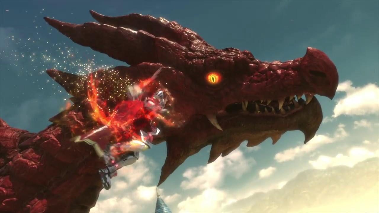 Phantasy Star Online 2 - Episode 5 Announcement Trailer
