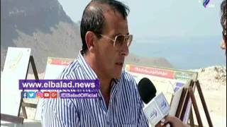 برلماني : جبل الجلالة يجمع بين البحر ومعالم العاصمة .. فيديو