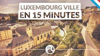 [VANLIFE #26] DRÔLE DE VISITE AU LUXEMBOURG - FOURGON AMÉNAGÉ