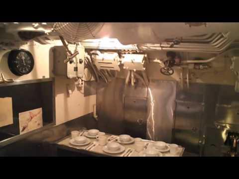 SS 287 USS Bowfin Submarine Movie