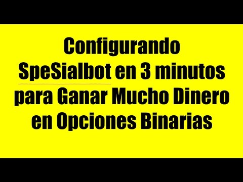 Video robot de opciones binarias