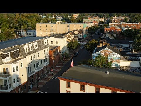 360° Tour of Bristol Borough, PA | Small Business Revolution - Main Street