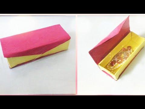 Multipurpose Organizer Box | Jewelry Storage Box | DIY Easy Cardboard Craft ideas
