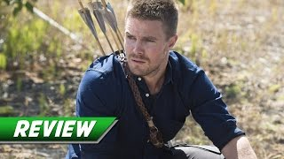 """Arrow S3e3 """"corto Maltese"""" Review"""