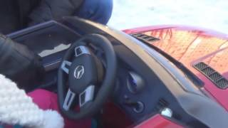 Купить детский электромобиль Mercedes Benz ML63 6645 Успех com ua(Детский электромобиль джип в интернет-магазине Успех com uahttp://xn--e1atfhn.com.ua/detskiyi-transport/elektromobili.html., 2016-05-16T06:36:03.000Z)