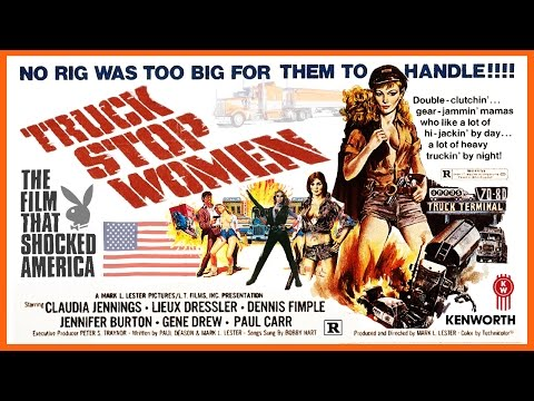 Truck Stop Women (1974) VHS Trailer - Color / 3:01 mins