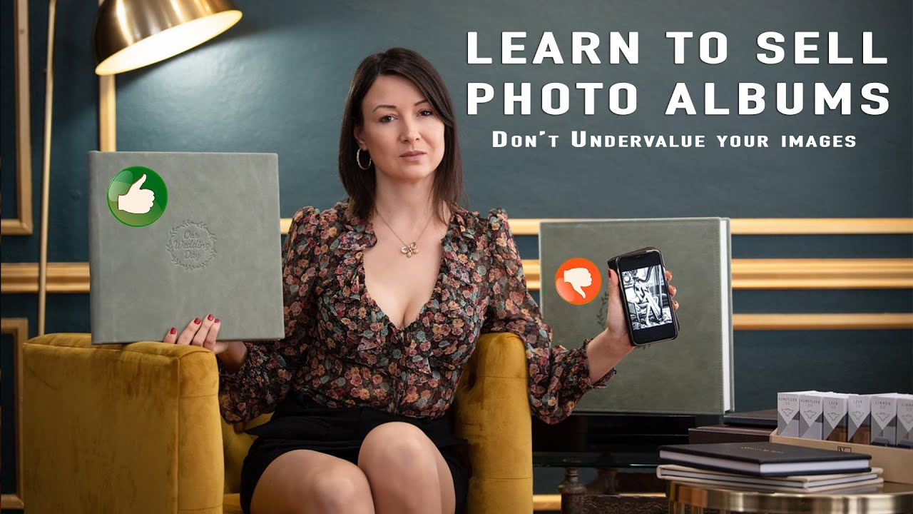 Learn to Sell Boudoir Albums