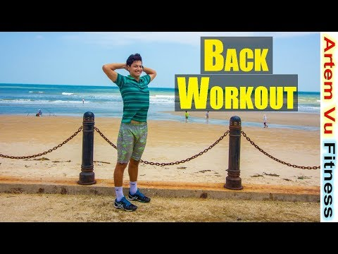Toning Lower Back Workout Routine - Best Lower Back Exercises At Home