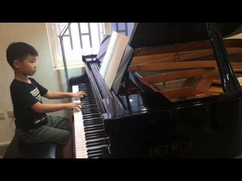 Gauchos no Koushin ABRSM Piano 2015-16 G2 C3