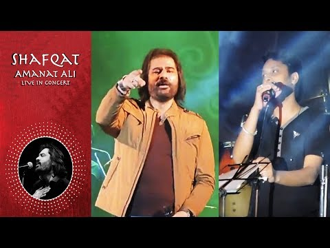 Dildara - Shafqat Amanat Ali Live at Phoenix Mall Bangalore 22nd November, 2014 Mp3