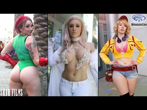 WonderCon 2018 Cosplay Music Video - I Hate Myself for Loving You/Rise