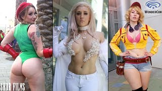 Download lagu WonderCon 2018 Cosplay Music I Hate Myself for Loving You Rise MP3