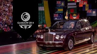 Commonwealth Games Opening Ceremony - Part 1 | Glasgow 2014 Highlights