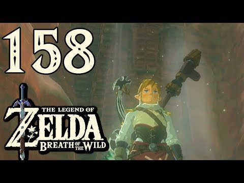 [158] Zelda: Breath Of The Wild - Statue Of The Eighth Heroine - Let's Play Gameplay (Wii U)
