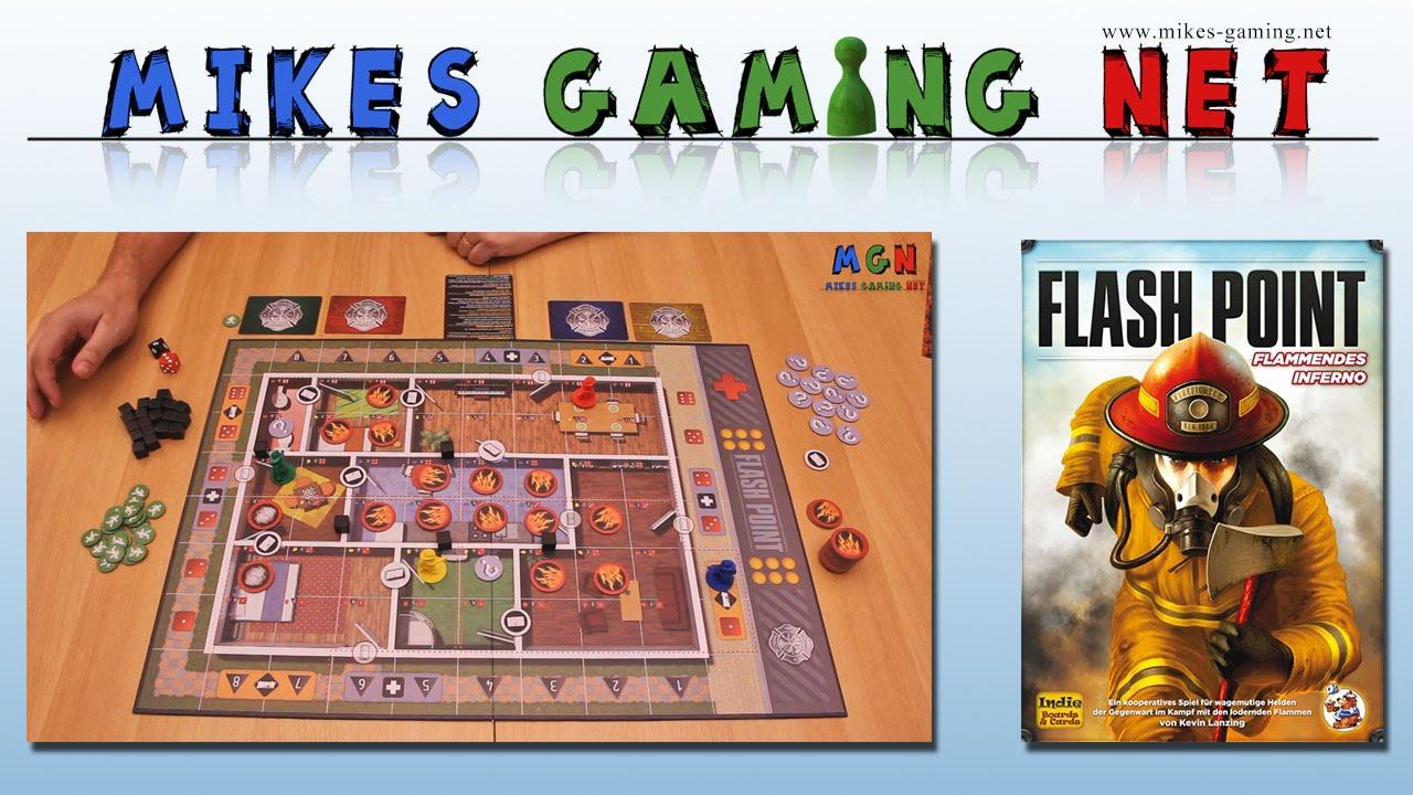Brettspiel Heidelberger Spieleverlag Flash Point Flammendes Inferno