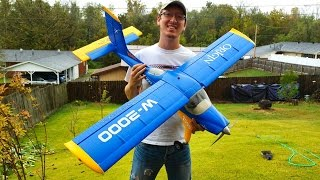 Thumnail for Maiden Flight of the Origin Hobby Wilga-2000 - TheRcSaylors