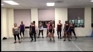thank u, next by Ariana Grande || Cardio Dance Party with Berns Video