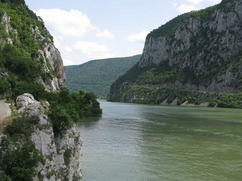 Around the Iron Gates of the Danube with recumbent bikes