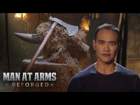 Nodachi Sword For Honor Man At Arms Reforged Feat border=