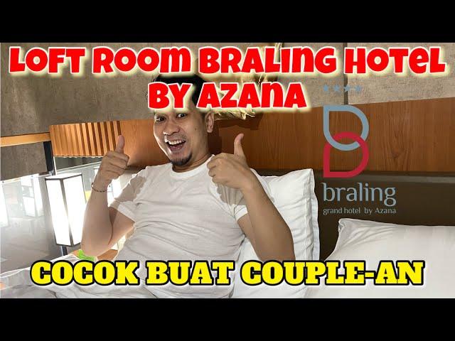 LOFT ROOM BRALING GRAND HOTEL PURBALINGGA BY AZANA