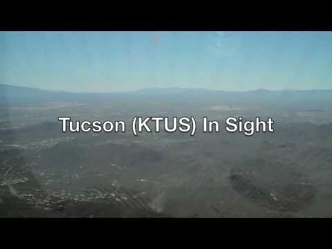Citation Mustang Jet - Phoenix Deer Valley to Tucson AZ
