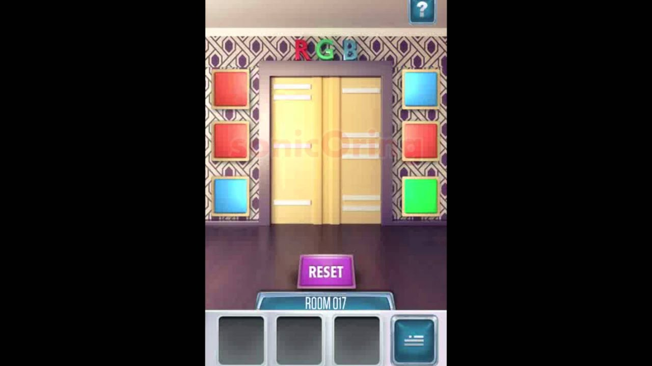 100 Floors Escape Level 59