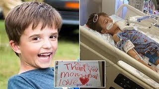 Mom Finds Goodbye Note After Her 6-Year-Old Dies. When She Opens It? I Can't Stop CRYING!
