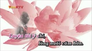 karaoke HD bài ca hồ chí minh hồ quỳnh hương