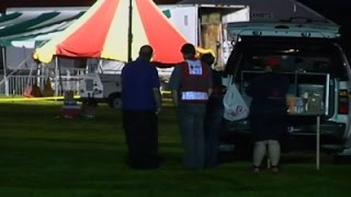 Raw: Probe Begins in Deadly NH Tent Collapse