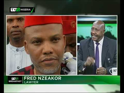 TVC Breakfast  19th September 2017 | IPOB: The Option of Dia