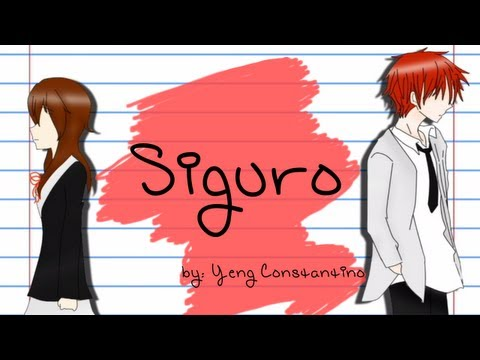 Siguro by Yeng Constantino - Animation (Fanmade MV)