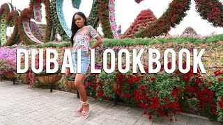 DUBAI LOOKBOOK 🌴 ▸ VICKYLOGAN