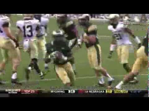 2013 Rocky Mountain Showdown: Colorado State touchdowns