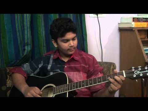 lead/tabs of song RAABTA-AGENT VINOD