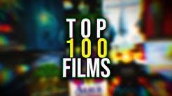 TOP 100 FILMS (les 100 Films que je préfère quoi)