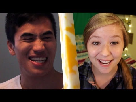 29 Cheese Puns ✿ (feat. Andrew Huang)