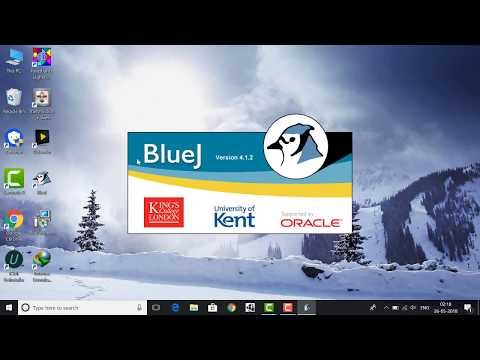 java-programming-:-installing-bluej-on-windows-part-1-(hindi)
