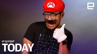 Mario Kart VR finally lands in the United States | Engadget Today