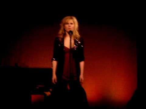 """Mollie Kelly singing """"I'm Not Waiting"""""""
