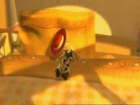 Toy Story - Zij Hield van Mij