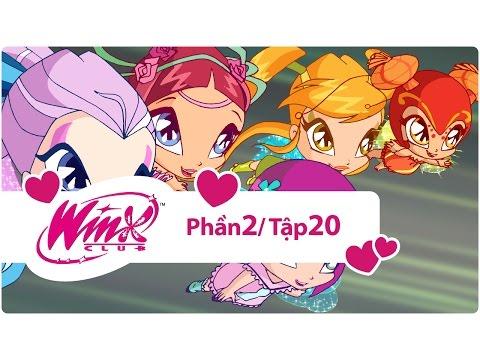 Winx Club - Phần 2 Tập 20 - Ngôi làng Pixie - [trọn bộ]