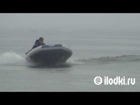 Странное поведение лодки Флагман 380