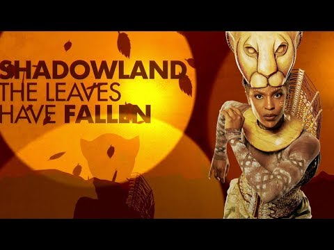The Lion King Broadway Cast - Shadowland (with lyrics!)