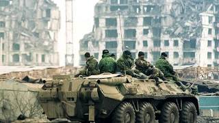 Russian army in Chechnya
