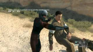 METAL GEAR SOLID V: THE PHANTOM PAIN  How to rescue a prisoner like a ninja!