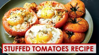 Video Stuffed Tomatoes Recipe download MP3, 3GP, MP4, WEBM, AVI, FLV Januari 2018