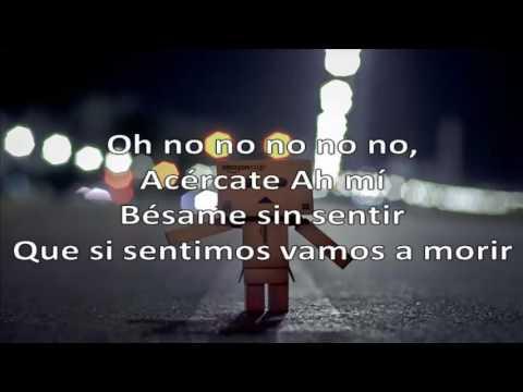 Besame Sin Sentir (Letra) - Micro TDH